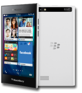 BLACKBERRY Leap White EU (QWERTY)