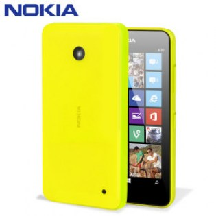 NOKIA Lumia 630 Yellow (Dual Sim)