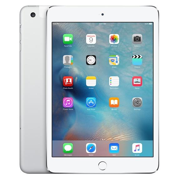 APPLE iPad mini 3 Wi-Fi + Cellular (16GB) 4G Silver EU