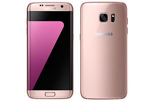 SAMSUNG G-935F Galaxy S7 Edge (32GB) Pink Gold EU