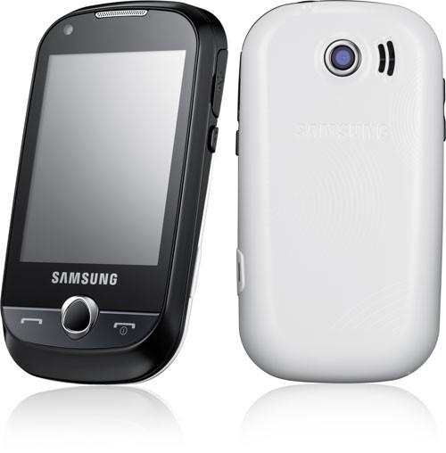 SAMSUNG S-3650 Corby White EU