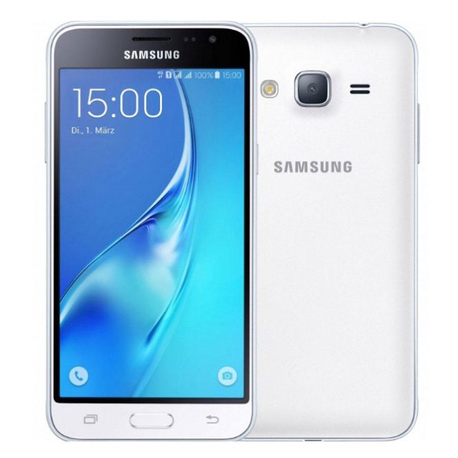 SAMSUNG J-320F Galaxy J3 2016 (Dual Sim) White EU