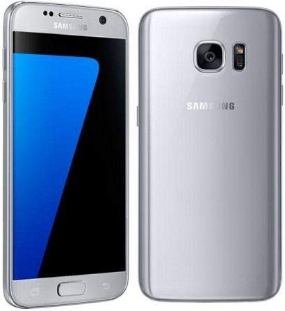 SAMSUNG G-930F Galaxy S7 (32GB) Silver Titanium EU