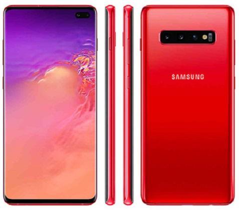 Samsung Galaxy G975 S10+ Dual Sim 128GB Cardinal Red EU