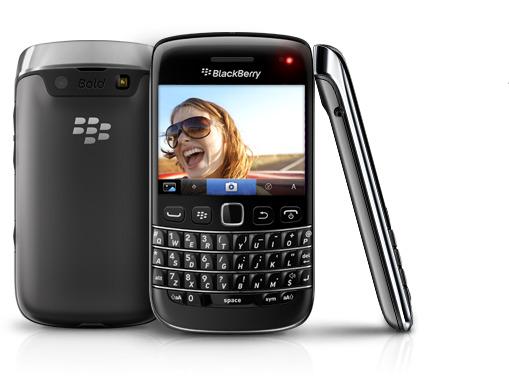 BLACKBERRY Bold 9790 (QWERTY) Black EU