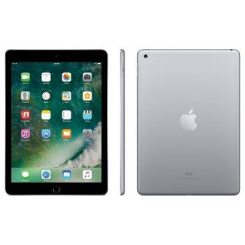 """Apple Tablet iPad 9.7"""" A1822  32GB SPACE GRAY (2017)"""