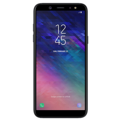 Samsung Galaxy A600F A6 (Single Sim) BLACK 2018
