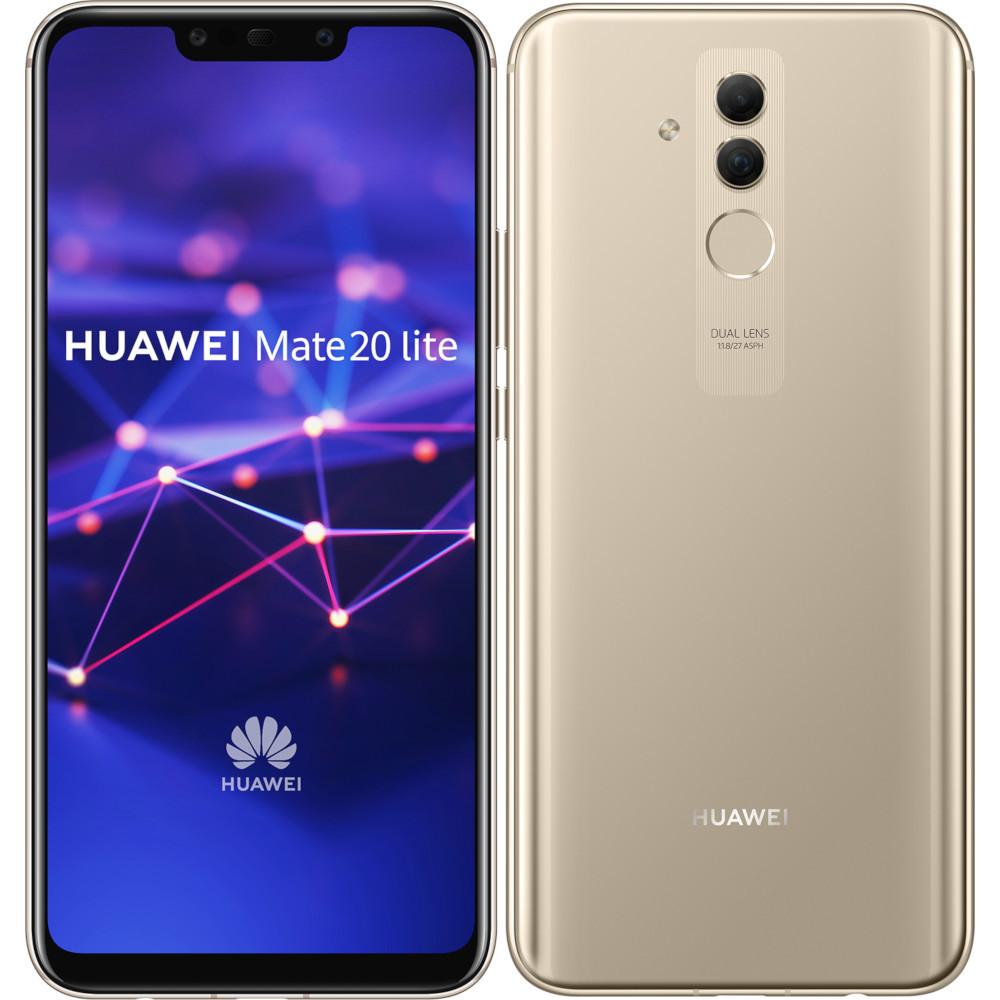 Huawei Mate 20 Lite SNE-LX1 (Dual Sim) Gold (4GB/64GB) EU