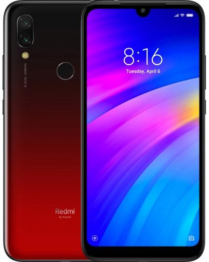 Xiaomi Redmi 7 Dual Sim 3GB RAM 32GB - Lunar Red EU
