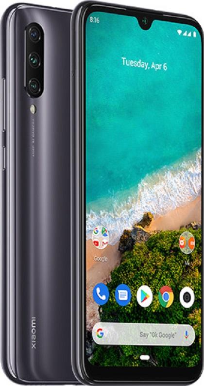 Xiaomi Mi A3 (64GB/4GB) DUAL SIM KING OF GRAY EU