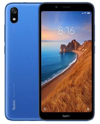 XIAOMI REDMI 7A 32GB ROM/2GB RAM (Dual Sim) MATTE BLUE