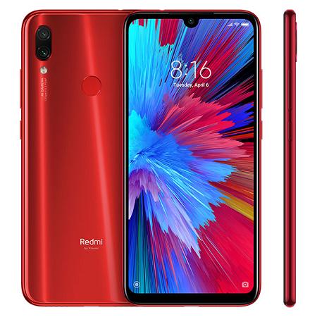 XIAOMI Redmi NOTE 7 128GB/4GB (Dual Sim) NEBULA RED EU