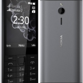 NOKIA 230 (Dual Sim) Dark Silver