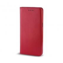 ΘΗΚΗ Smart Magnet for Samsung J3 2017 red J330 EU version