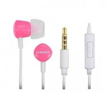 HEADSET SAMSUNG EHS-62ASN Pink Blister