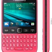BLACKBERRY Samoa 9720 (QWERTY) Pink EU