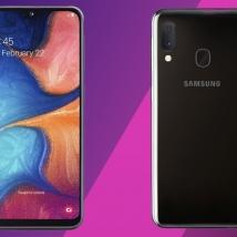 Samsung Galaxy A20e SM-A202FDS (32GB/3GB) Dual Sim BLACK EU