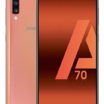 Samsung Galaxy A70 SM-A705FNDS (128GB/6GB) Dual Sim Coral EU