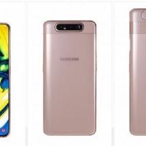 Samsung Galaxy A80 SM-A805FDS (128GB/8GB) Dual Sim Angel Gold EU