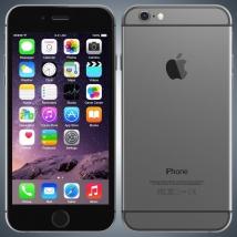 APPLE iPhone 6 Plus Space Gray (16GB)