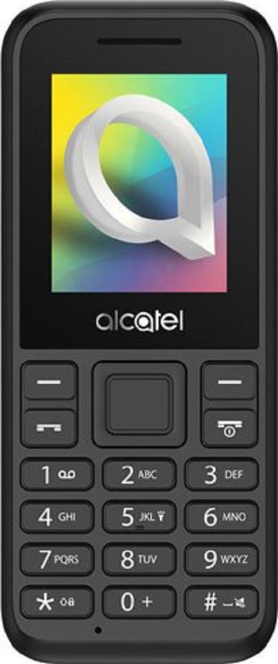 ALCATEL1066D (DUAL SIM) BLACK EU