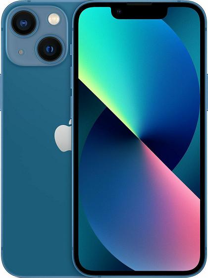 IPHONE 13 MINI 256GB ROM/4GB RAM (MLK93QL/A) BLUE EU