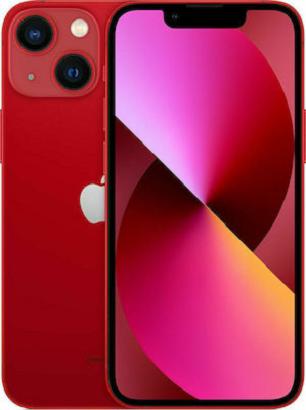 IPHONE 13 MINI 256GB ROM/4GB RAM (MLK83QL/A) RED EU