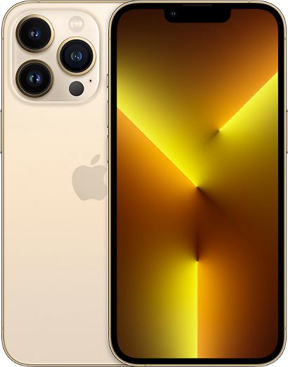 IPHONE 13 PRO 256GB ROM/6GB (MLVK3ZD/A) RAM GOLD EU
