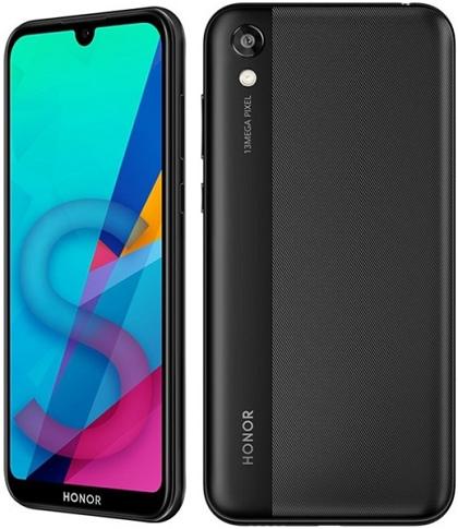 HONOR 8S KSA-LX9 32GB ROM/2GB RAM DUAL SIM BLACK EU