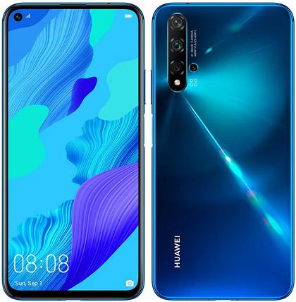 HUAWEI NOVA 5T YAL-L21 128GB ROM/6GB RAM DUAL SIM CRUSH BLUE EU