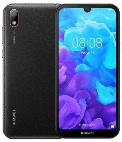 HUAWEI Y5 AMN-LX9 16GB ROM/2GB RAM (Dual Sim) MODERN BLACK 2019 EU