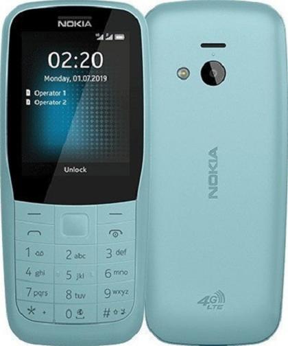 NOKIA 220 4G TA-1155DS BLUE