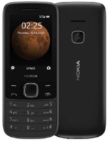 NOKIA 225 4G TA-1316 DUAL SIM BLACK EU