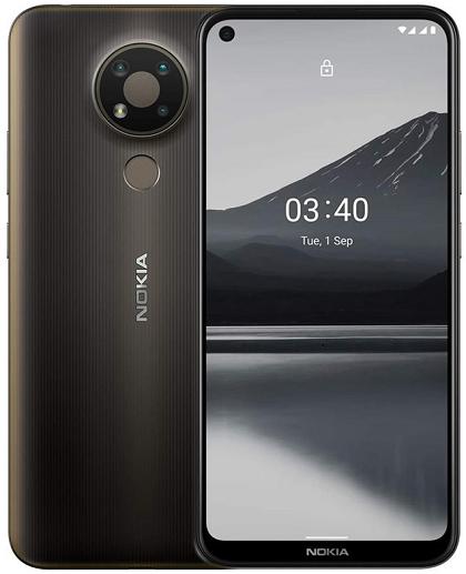 NOKIA 3.4 TA-1283 64GB ROM/3GB RAM (DUAL SIM) CHARCOAL EU
