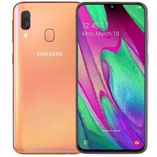 samsung galaxya40a405fnds64gbcoral