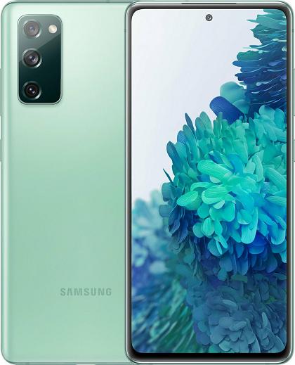 SAMSUNG GALAXY S20 FE 5G G781F/DS 128GB ROM/6GB RAM (DUAL SIM) CLOUD MINT EU