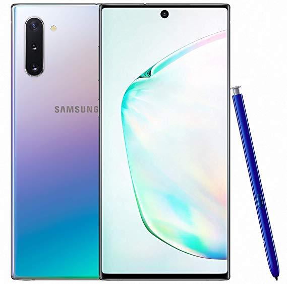 Samsung N970F/DS Galaxy Note 10 256GB ROM/8GB RAM (Dual Sim) Aura Glow EU