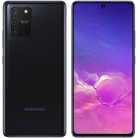 SAMSUNG GALAXY NOTE 10 LITE N770F/DS 128GB ROM/8GB RAM (DUAL SIM) PRISM BLACK EU