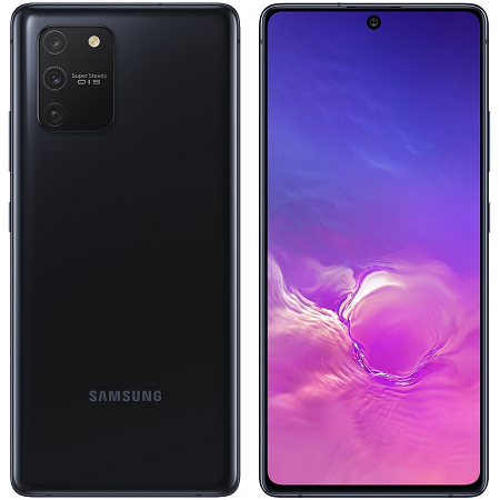 SAMSUNG GALAXY NOTE 10 LITE N770F/DS 128GB ROM/6GB RAM (DUAL SIM) AURA BLACK EU