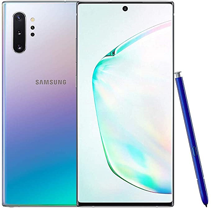 SAMSUNG GALAXY NOTE 10 PLUS N976B (SINGLE SIM) 5G 256GB ROM/12GB RAM AURA GLOW EU