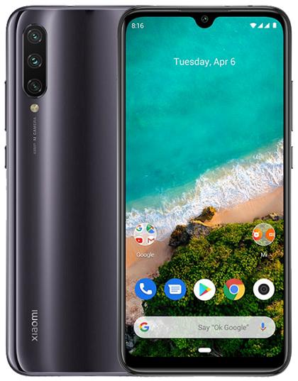 Xiaomi Mi A3 (128GB/4GB) DUAL SIM KIND OF GRAY EU