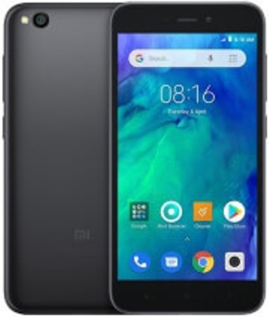 Xiaomi Redmi Go 16GB ROM/1GB RAM (Dual Sim) Black EU