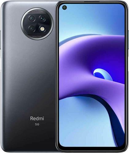 XIAOMI REDMI NOTE 9T 5G M2007J22G 64GB ROM/4GB RAM NIGHTFALL BLACK EU