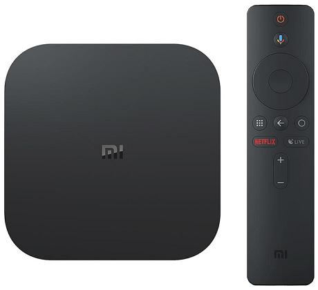 XIAOMI MI BOX S 4K ULTRA HD set-top-box (8GB) MDZ-22-AB BLACK EU