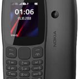 NOKIA 110 TA-1192 (DUAL SIM) BLACK EU