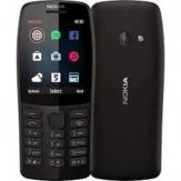 NOKIA 210 (Dual Sim) BLACK EU