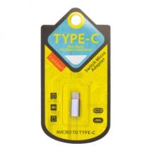 ΑΝΤΑΠΤΟΡΑΣ Earldom ET-TC01 microUSB to TYP-C