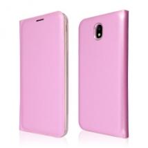 """ΘΗΚΗ BOOK """"Star-Case"""" ® """"Milo"""" for Samsung J530F Galaxy J5 2017 Pink"""