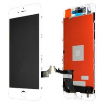 ΟΘΟΝΗ LCD Display & Full Set compatible with Apple Iphone 8 WHITE OEM