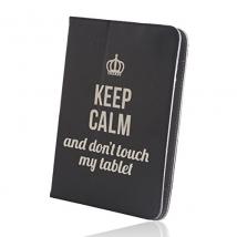 ΘΗΚΗ UNIVERSAL Keep Calm For Tablet 7''-8''